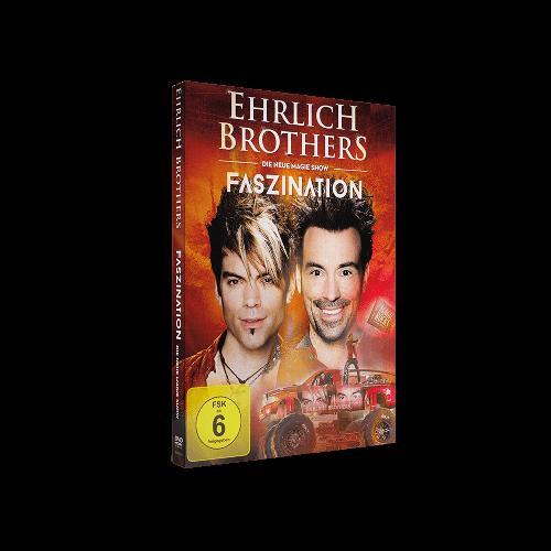 DVD: FASZINATION - Die neue Magie Show