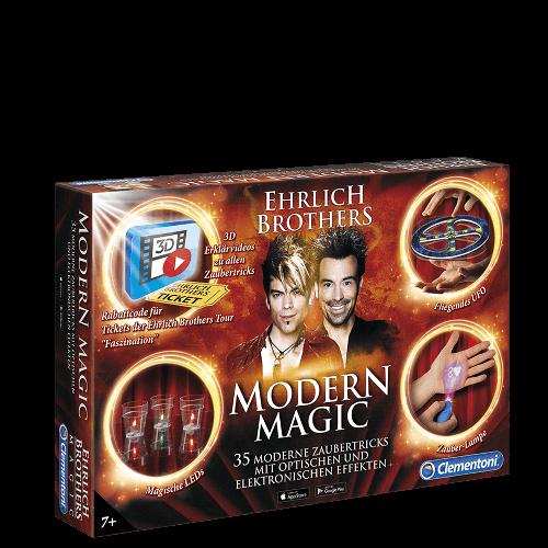 Zauberkasten Modern Magic