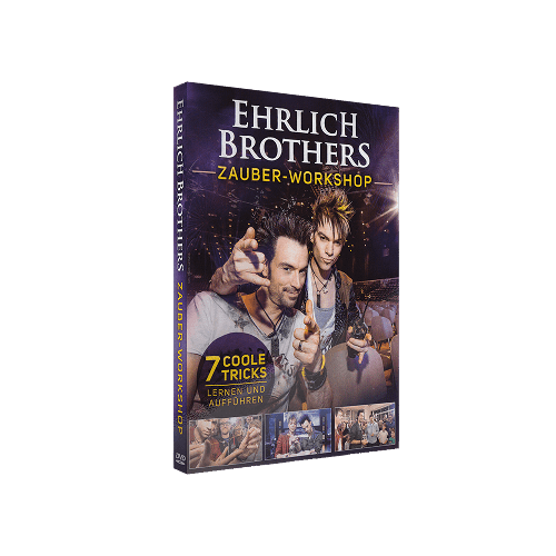 DVD: Zauber-Workshop